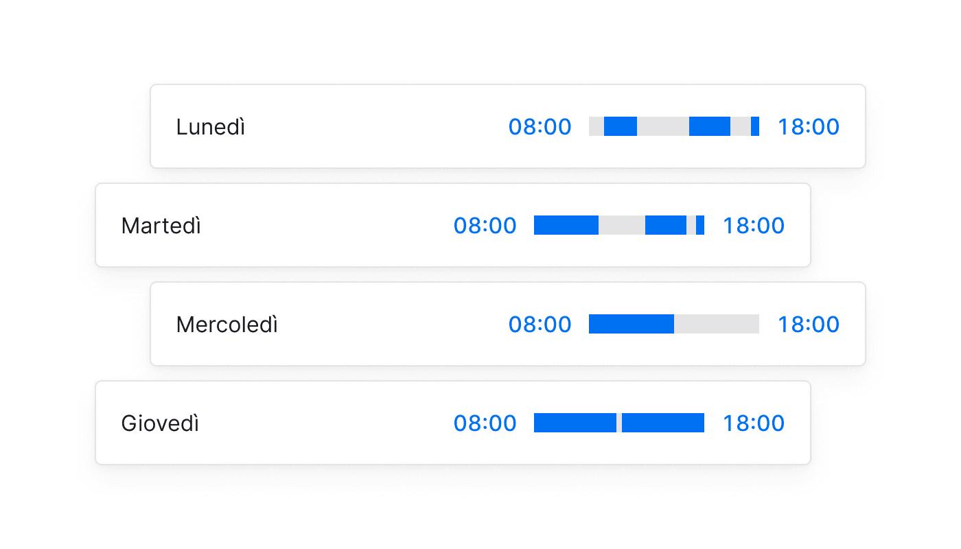 IT Tijdregistratie voor elke taak of vergadering
