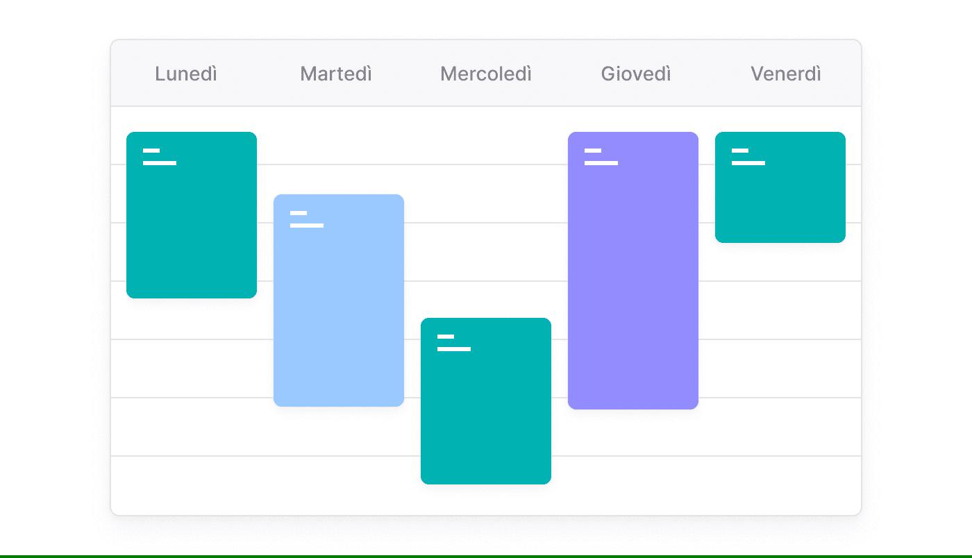 IT Afspraken taken en telefoontjes in één gedeelde kalender