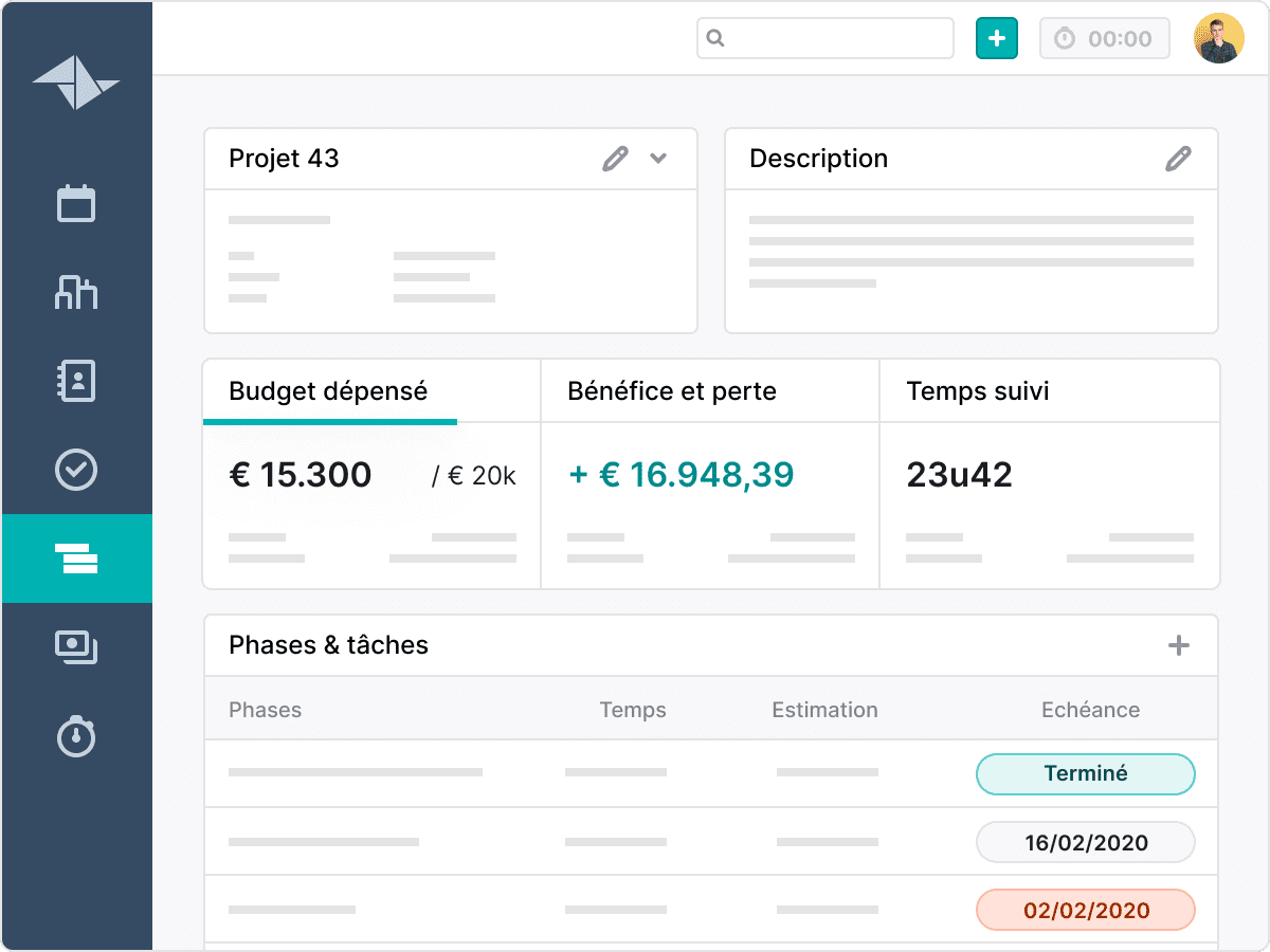 FR FR projecten beheren